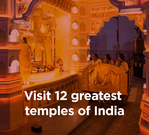 visit 12 greatest temple of india